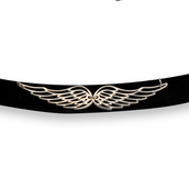 Wings Choker Necklace