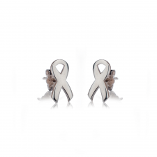 Breast Cancer Earrings