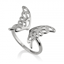 Expandable Butterfly Ring