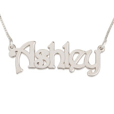 Harrie Style Name Necklace