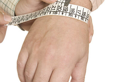 Measure Bracelet Size