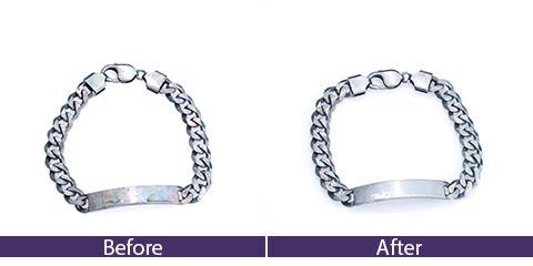 Clean Silver Jewellery - Tootpaste