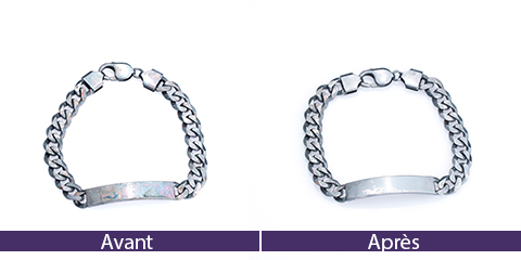 Clean Silver Jewelry - Tootpaste