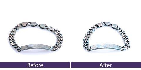 Clean Silver Jewelry - Vodka